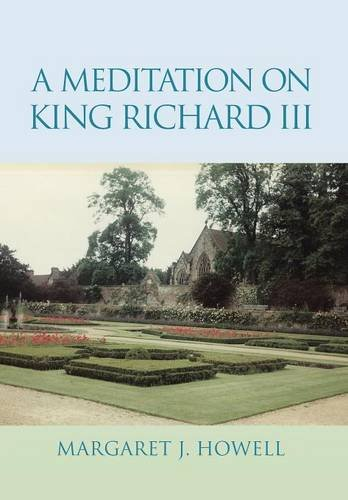 9781503567221: A Meditation on King Richard III