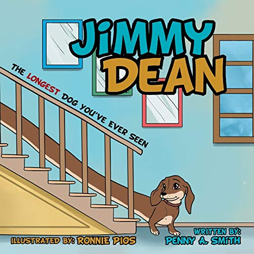 9781503572188: Jimmy Dean: The Longest Dog You've Ever Seen