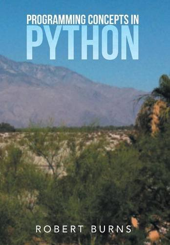 9781503575554: Programming Concepts in Python