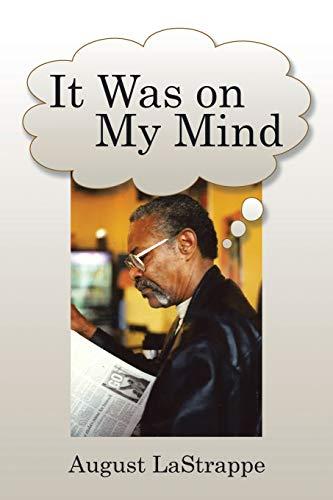 9781503583252: It Was on My Mind