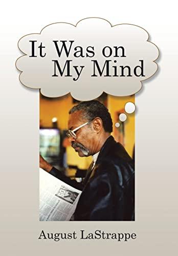 9781503583269: It Was on My Mind