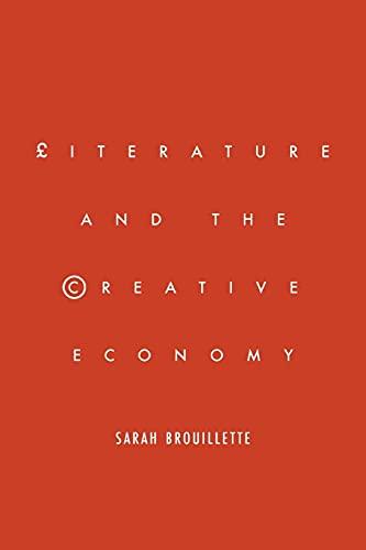 9781503602809: Literature and the Creative Economy