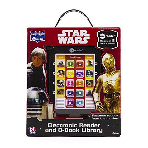 9781503700338: Star Wars Original Trilogy Me Reader 8 Book Library - PI Kids