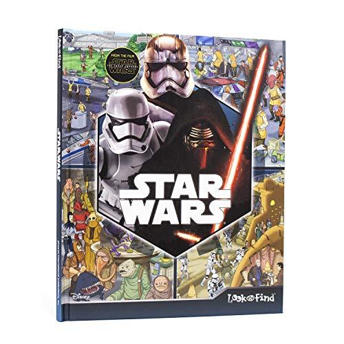 Star Wars Force Awakens Look Find (Hardback)