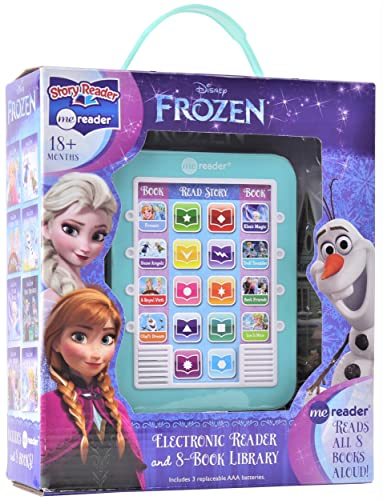9781503700383: Frozen Electronic Me Reader and 8 Book Set
