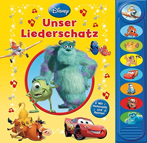 9781503701861: Disney Junior Unser Liederschatz
