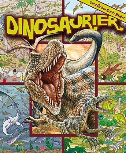 9781503703896: Dinosaurier Verrückte Suchbilder