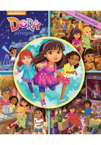 9781503705579: Busca Y Encuentra A Dora Y Sus Amigos