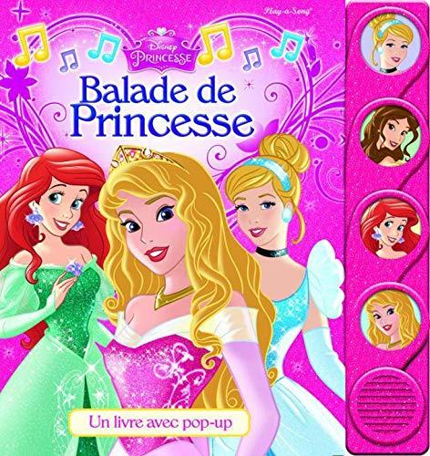 9781503707351: Disney Princesses : Ballades de Princesses (Les musi-livres)
