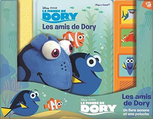 9781503711242: Les amis de Dory : Un livre sonore et une peluche (Les coffrets Pi Kids)