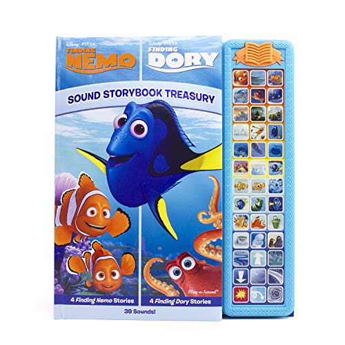 Finding Nemo, Finding Dory Sound Storybook Treasury