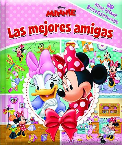 9781503712836: Mini mi primer busca y encuentra Minnie: LAS MEJORES AMIGAS (LM1LF)