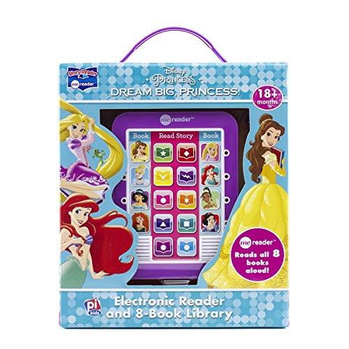 Disney Princess Dream Big Me Reader