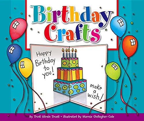 Birthday Crafts (Hardcover): Trudi Strain Trueit