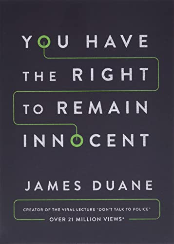 9781503933392: You Have the Right to Remain Innocent