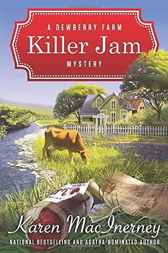 Killer Jam (A Dewberry Farm Mystery): MacInerney, Karen