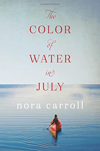 9781503945630: The Color of Water in July