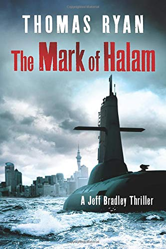 The Mark of Halam (A Jeff Bradley Thriller): Ryan, Thomas