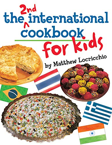 9781503946484: The 2nd International Cookbook for Kids
