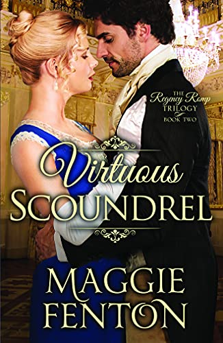 Virtuous Scoundrel (The Regency Romp Trilogy)