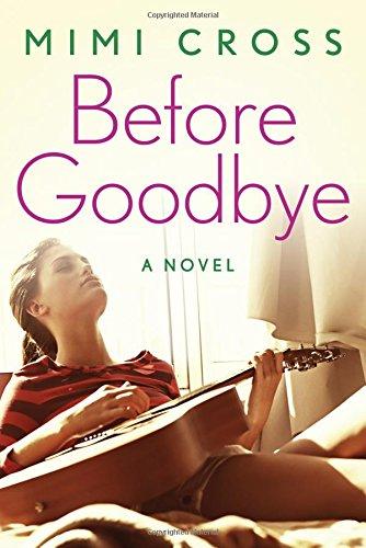 Before Goodbye: Mimi Cross