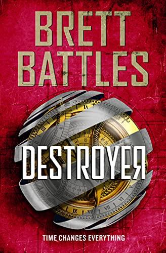 Destroyer (Rewinder Series): Brett Battles