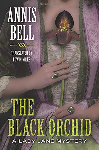 9781503952751: The Black Orchid (A Lady Jane Mystery)