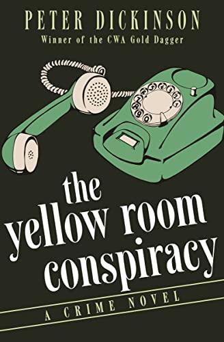 9781504003476: The Yellow Room Conspiracy: A Crime Novel