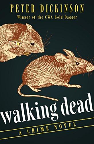 9781504004886: Walking Dead: A Crime Novel (James Pibble Mysteries)
