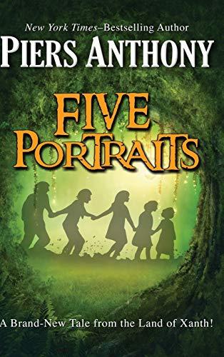 9781504005500: Five Portraits (The Xanth Novels)