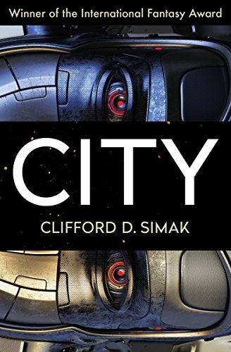 City: Clifford D. Simak