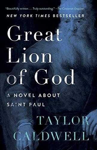 9781504047784: Great Lion of God: A Novel About Saint Paul