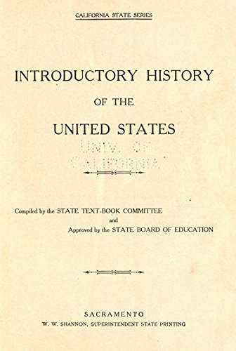 9781504214049: Introductory History of the United States