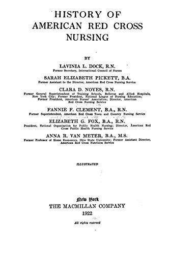 9781504243209: History of American Red Cross Nursing