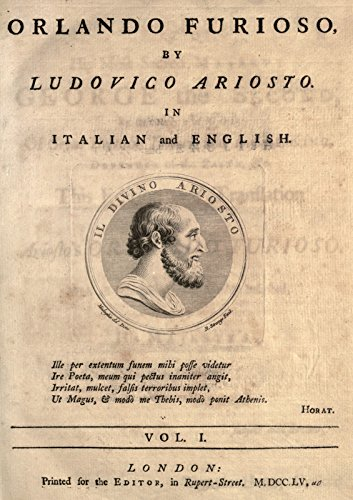 9781504288590: Orlando Furioso. In Italian And English:
