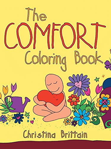 9781504344593: The Comfort Coloring Book