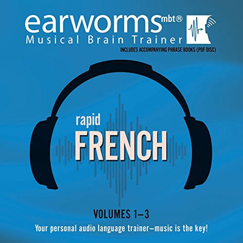 9781504604543: Rapid French, Vol. 1 3 (Earworms)