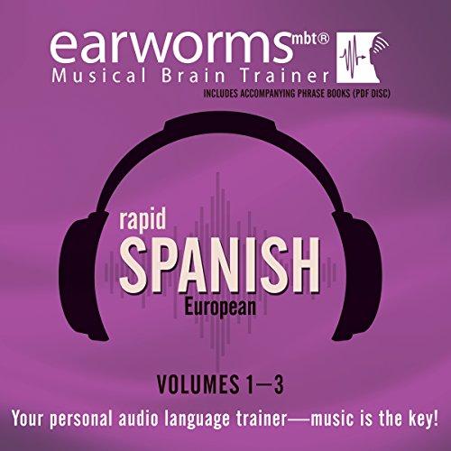 9781504604710: Earworms Rapid Spanish: European