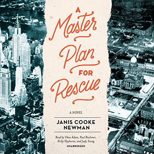 A Master Plan for Rescue: Janis Cooke Newman