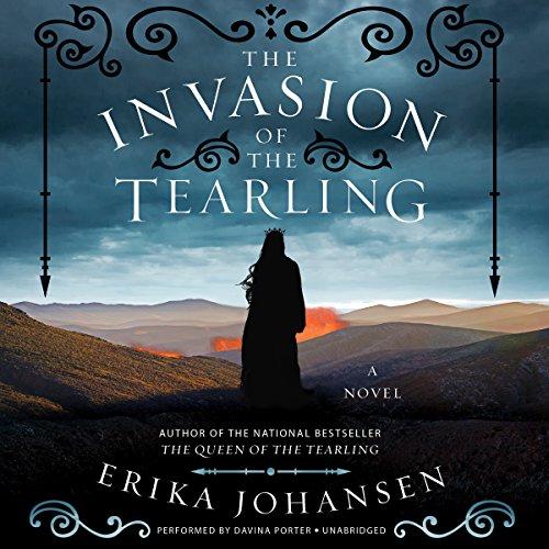 The Invasion of the Tearling: Erika Johansen