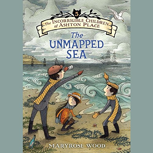 9781504615174: The Unmapped Sea (Incorrigible Children of Ashton Place Series, Book 5)