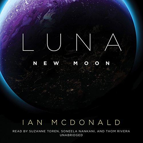9781504623865: Luna: New Moon