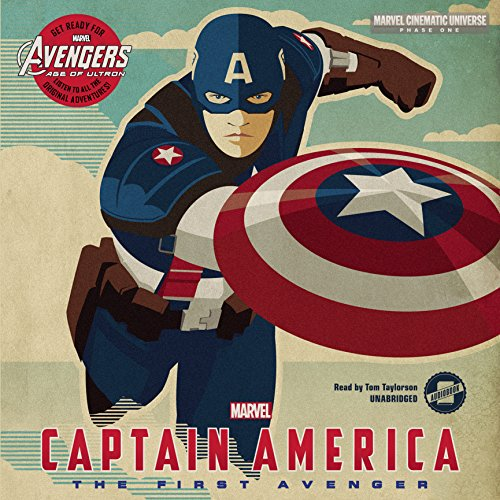 9781504624114: Marvel's Avengers Phase One: Captain America, the First Avenger (Marvel Cinematic Universe) (Marvel Cinematic Universe, Phase One)