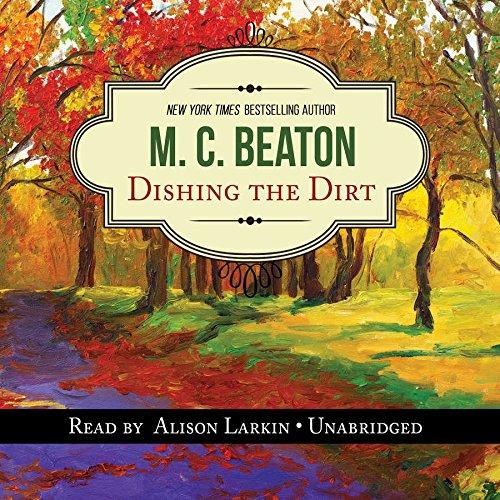 9781504632980: Dishing the Dirt (Agatha Raisin Mysteries, Book 26)