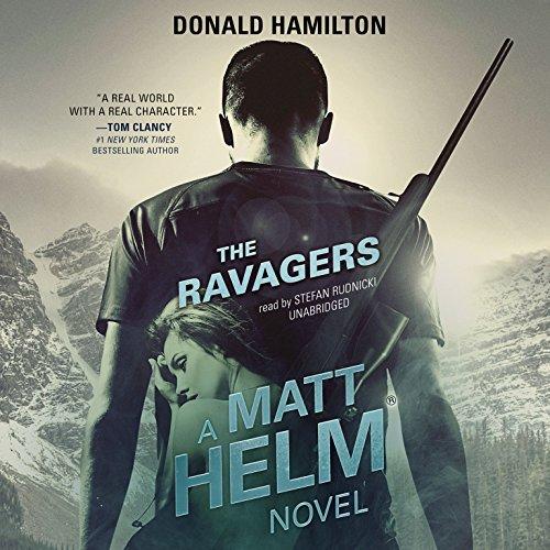 The Ravagers (Matt Helm): Hamilton, Donald