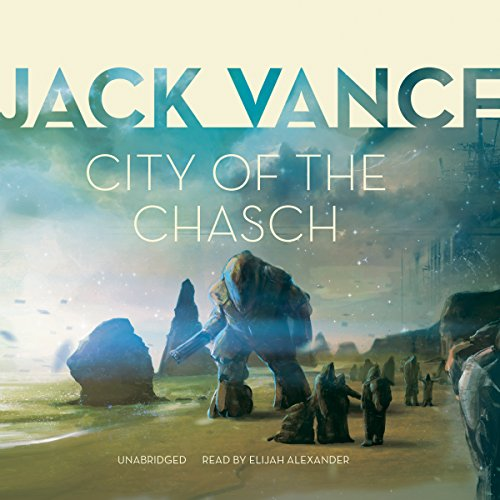 City of the Chasch (Planet of Adventure): Vance, Jack