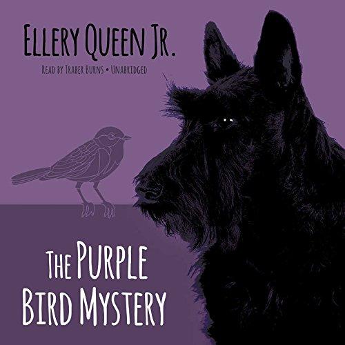 The Purple Bird Mystery (Ellery Queen Jr. Mysteries): Ellery Queen Jr