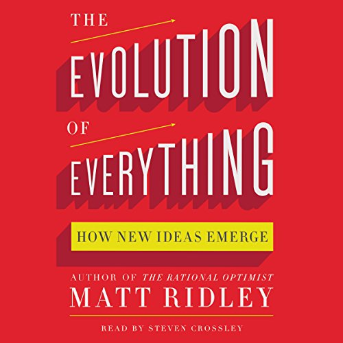 9781504645768: The Evolution of Everything: How New Ideas Emerge
