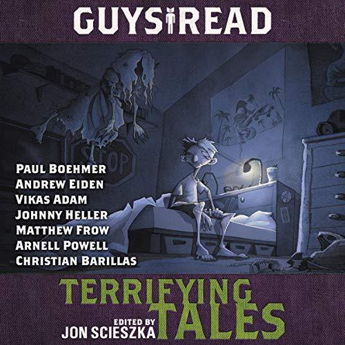 Terrifying Tales -: Jon Scieszka