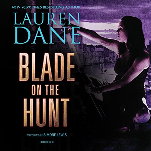 Blade on the Hunt (Goddess with a Blade): Lauren Dane